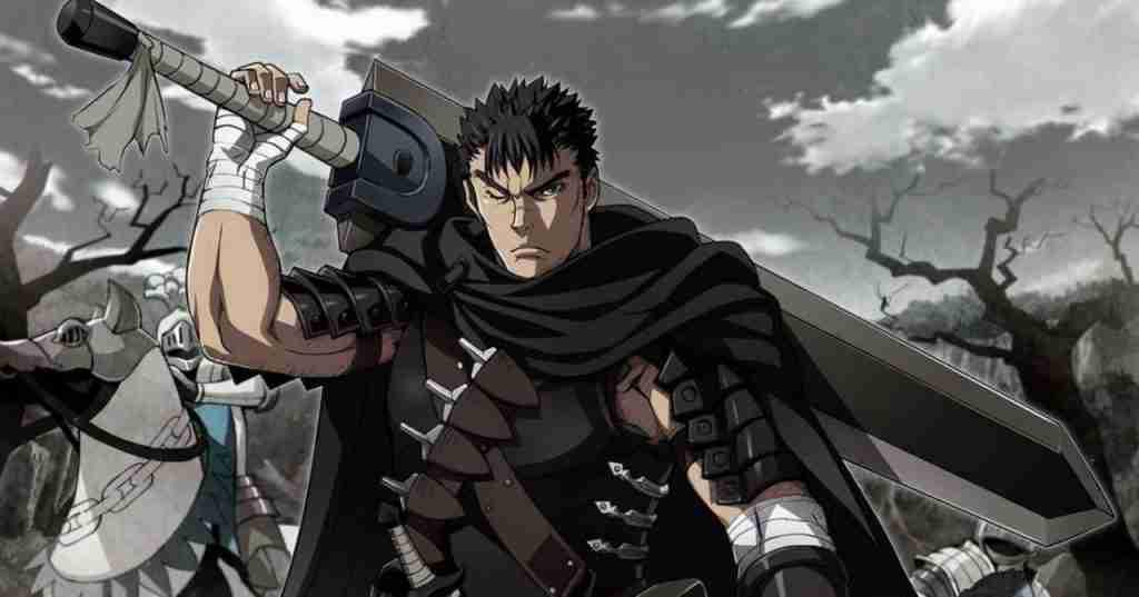 strongest swordsman in anime