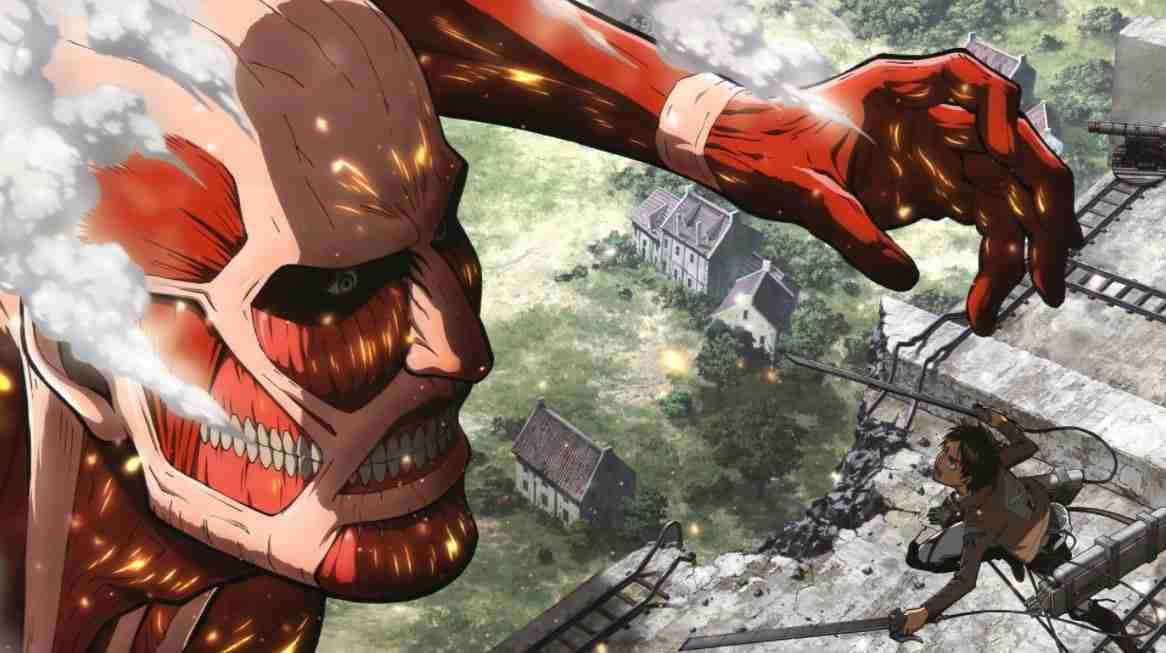 ATTACK OF TITANS